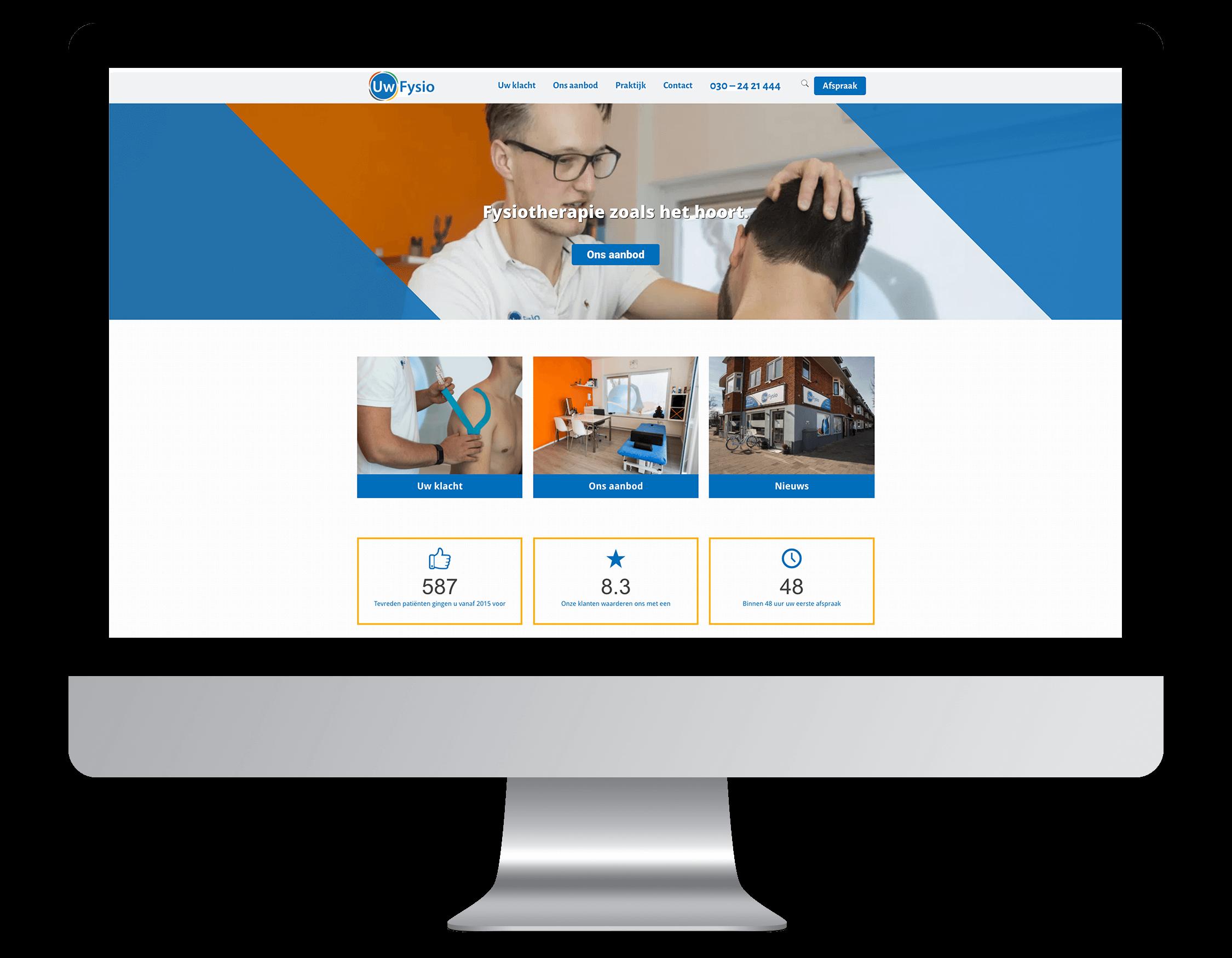 9755da330b1 Webdesign Archives | Pagina 7 van 15 | Website Laten Maken €349 ...