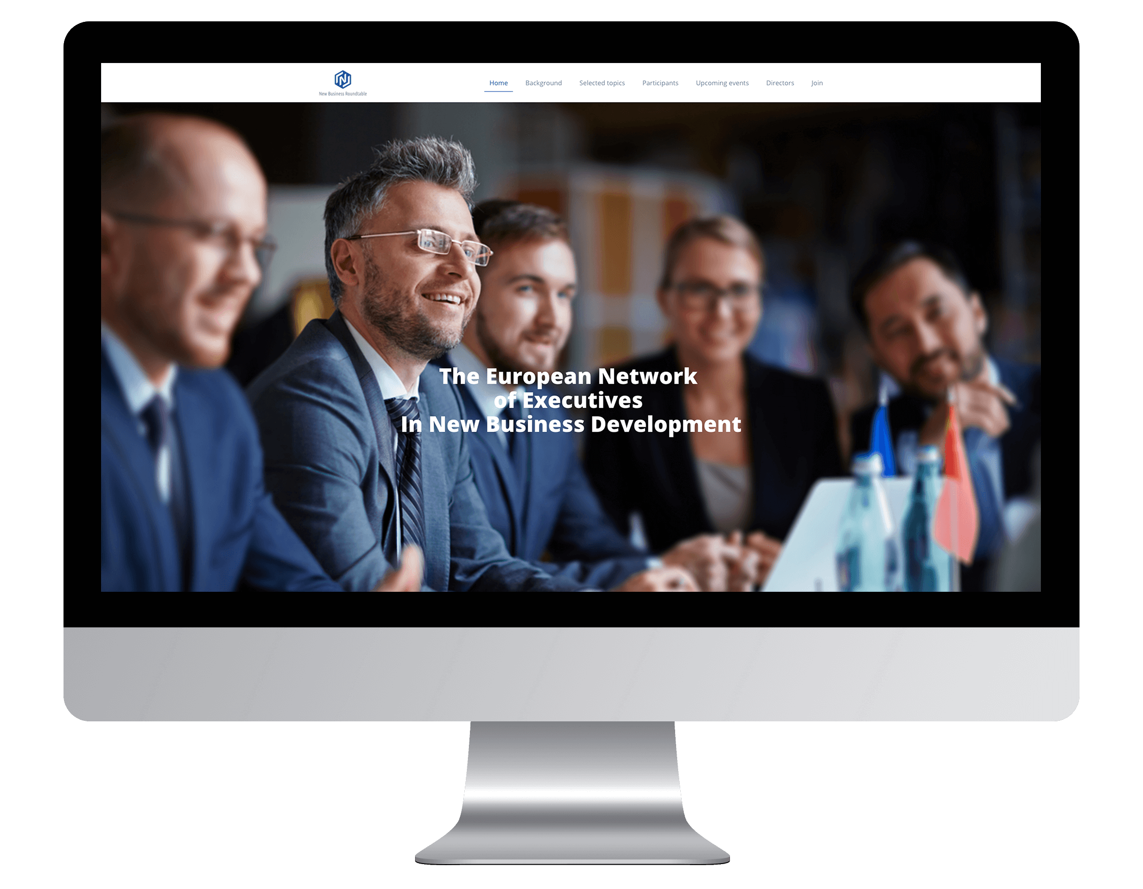 Een website laten maken door Roundtable