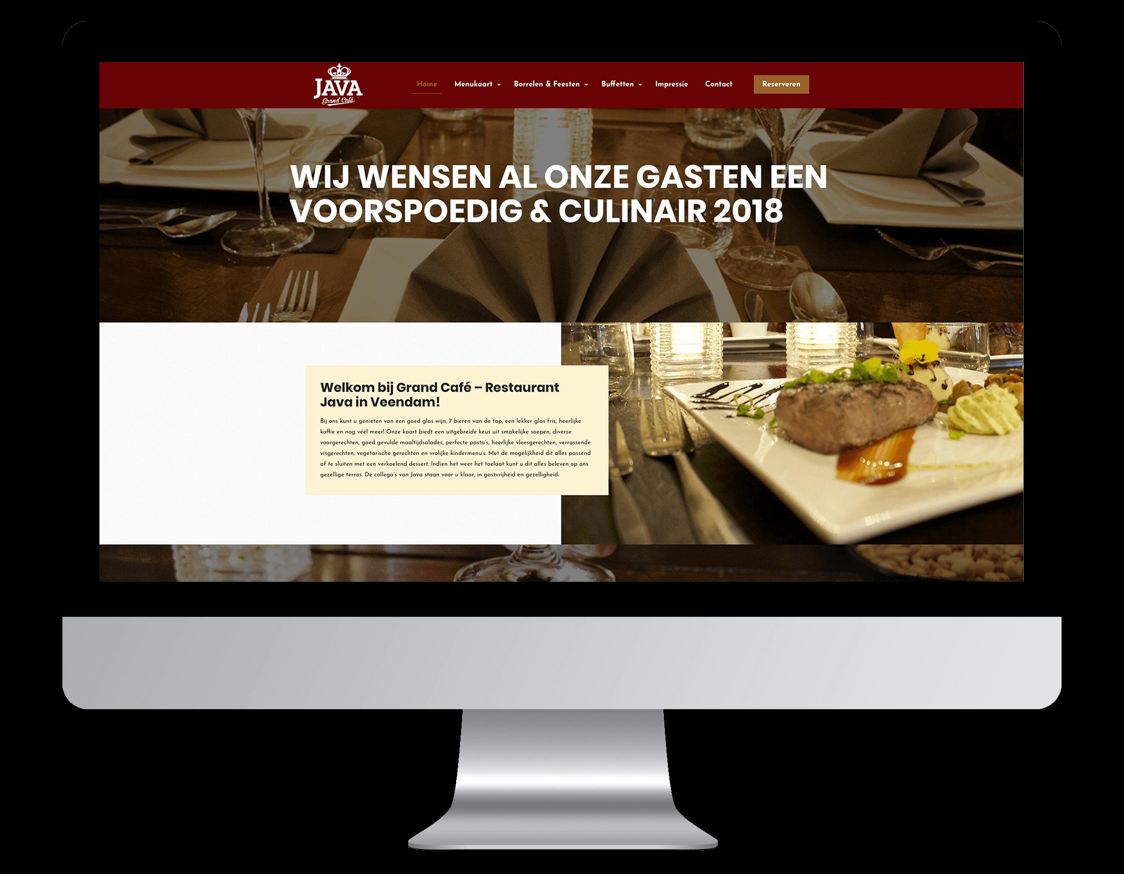 Grand Cafe Java